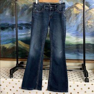 Silver suki surplus jeans w28/l32